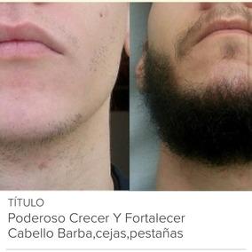 Poderoso Crece Barba Bigote Fortalece E Hidrata Barba Roja