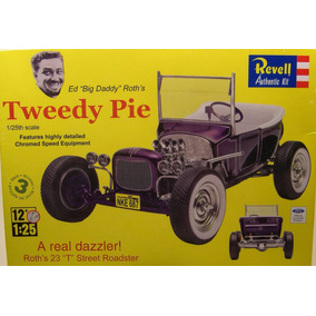 Revell 85-4922 Ed Roth Tweedy Pie 1:25