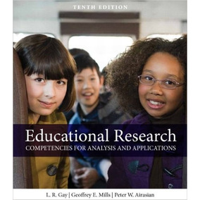 Educational Research: Compete For Analy And App Autor Gay