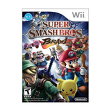 Oferta! Caja Sellada- Super Smash Bros. Brawl Wii