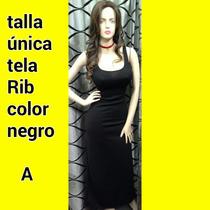 Vestidos Casual Largo