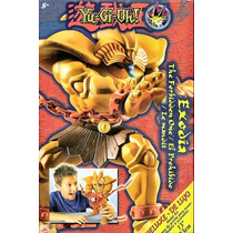 Figura De Lujo Yugioh!!! Exodia El Prohibido