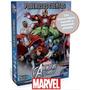 Libros De Cuentos Poderosos - Los Vengadores - Advengers