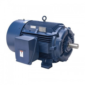 Motor Bifasico/monofasico De 5 Hp Altabaja Siemens A 220v