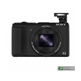 Câmera Semi Profissional Sony Dsc Hx-60v 20.4mp F.hd Wifi Gp