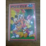 Rompecabezas Puzzle De Mickey Y Sus Amigos 20 Piezas