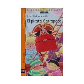 Pirata Garrapata (barco De Vapor Naranja) (9 Años)