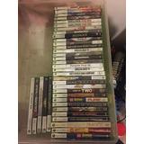 Varios Videojuegos De Xbox360, Ps3 Y Wii Desde 250