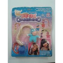 Boneca Cabelinho Da Estrela Fofolete Azul - Anos 90- Lacrada