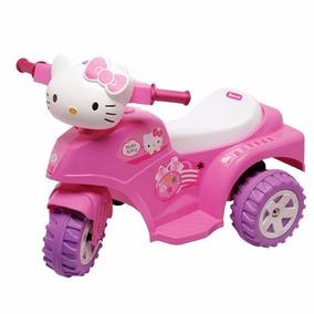 Moto Scooter Nena Hello Kitty A Bateria Biemme Casa Valente