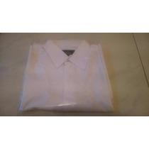 Camisa Blanca De Vestir De Hombre Talle 41/42 Mónaco