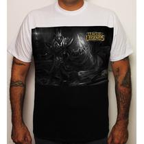 Camiseta Game League Of Legends Karthus Pb Lol 100% Algodão
