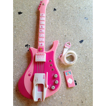 Guitarra Eléctrica Original Barbie