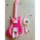 Guitarra Eléctrica Original Barbie