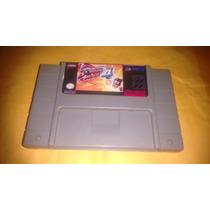 Cartucho De Snes Super Nintendo Bomberman 4