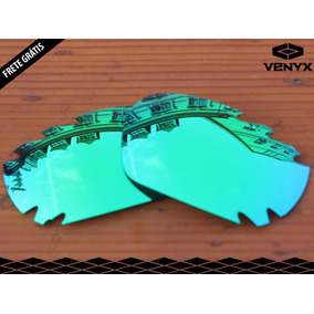 Lentes Para Oakley Jawbone Vented - Emerald