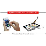 Mini Lápiz Tactil Apple Iphone Ipod Samsung Galaxy