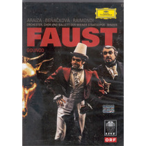 Araiza / Benackova / Raimondi / Binder - Gounod: Faust Dvd