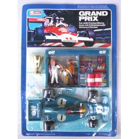 Set Auto F-1 Tyrrell, C/accesorios Y Figuras (años´70) Nuevo