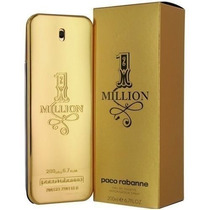 Perfume One Million 200ml - Paco Rabanne Original Lacrado