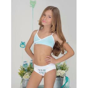 Lenceria conjuntos y ropa interior para ni as de 8 a 14 for Conjuntos sexis ropa interior