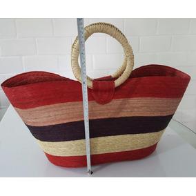 Bolsa De Palma Artesania Mexicana