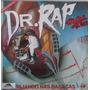 Lp Dr. Rap - Vol Ii - Viajando Nas Bagaças - 1995 -