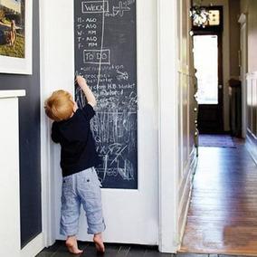 Lousa - Quadro Negro Adesivo 50x200cm O Sonho Das Crianças