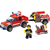 Construcción Camioneta Rescate Bomberos C/ Accesorios