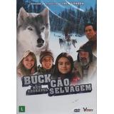 Buck Meu Adorável Cão Selvagem - Dvd - Christopher Lloyd
