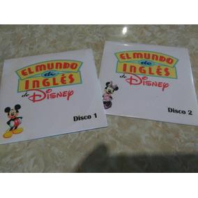 Curso De Inglés De Disney + Magic English En Dvds