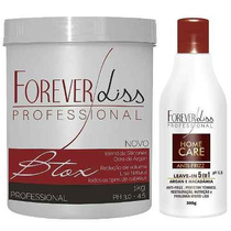 Bottox Capilar + Leave In Pós Quimica *forever Liss Aj