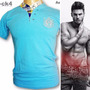 Kit 5 Und Casual Blusa Camisa Camiseta Ck Masculino