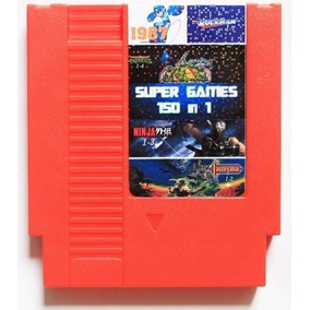 150 Em 1 Nes Megaman Turtles Castlevania Mario Everdrive