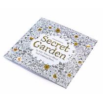 Libro De Colorear Secret Garden Para Adultos Y Niños