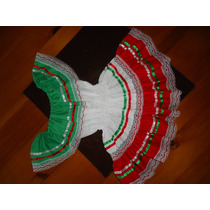 Disfraz De México, China Poblana, Indito, Mexicanita