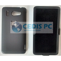 Funda Clip Holster Case Combo Huawei Ascend G510 Mas Mica