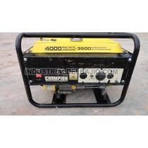 Generador De Corriente Champion 4000 Watts