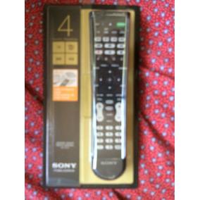 Control Remoto Sony Tv, Cbl, Dvd, Vcr