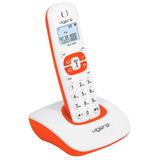 Telefone Sem Fio, Viva Voz, Identificador, Dect 6.0 Vigere