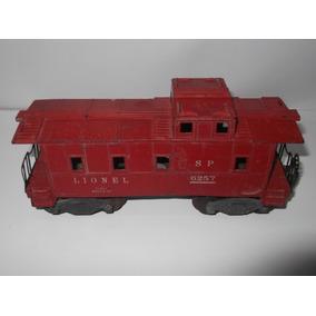 Tren Lionel Carro Cabuz Vagon 027 Gondola Bachmman Dist0