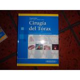 Cirugia Del Torax, Sugarbaker -oferta- Libro Original Tapa D