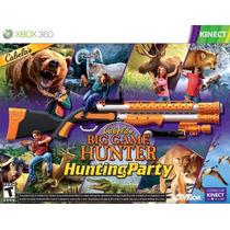 Parte De Cabela Cazador De Caza De Caza Con Arma - Xbox 360
