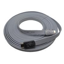 Cable Hdmi Full Hd 1080p 1.4 3d 15 M Dorado Nisuta