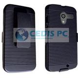 Funda Clip Holster Case Combo Xt1058 Xt1053 Moto X