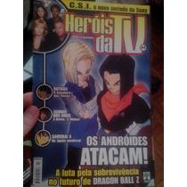Revista Heróis Da Tv N ° 2 Em Ótimo Estado, Raridade!!!