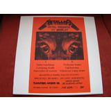 Lp Metallica - Metal Massacre At Wembley - Solo 300 Copias