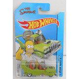 Hot Wheels Los Simpsons - The Homer - Homero - En Blister
