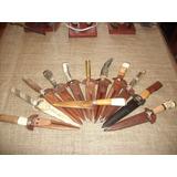 Cuchillo Artesanal Tandilero De 12 Cm