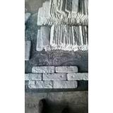Revestimento Cimentício De Tijolo De Demolição Branco